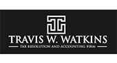 Travis W. Watkins Tax Resolution & Accounting Firm logo