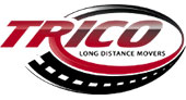 Trico Long Distance Movers logo