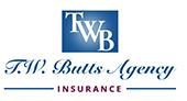 T.W. Butts Agency logo