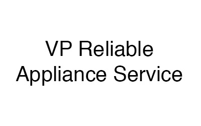 VP Reliable Appliance Service logo