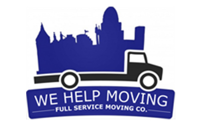 We Help Movers logo