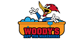 Woody's Hot Tub Warehouse logo