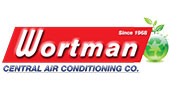 Wortman Central Air Conditioning logo