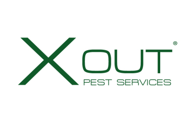 X Out Pest Services logo