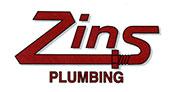 Zins Plumbing logo