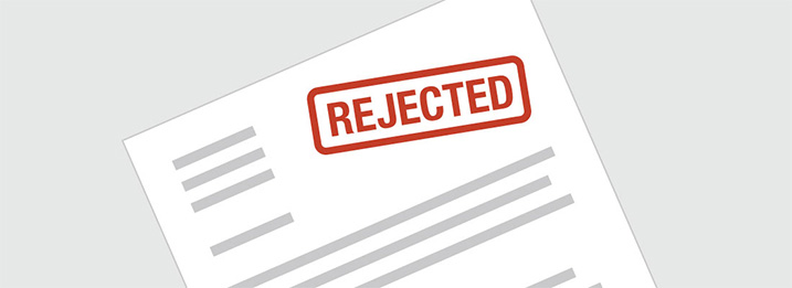 After a rejection