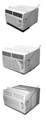 Recalled Air Conditioners