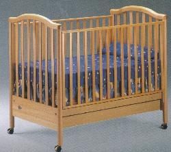 Picture of Recalled Alessandra Model Number: 180 Crib