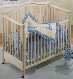 Picture of Recalled Alex 3 in 1Model Number 910 Crib
