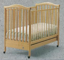 Picture of Recalled Chelsea Model Number 100  Crib
