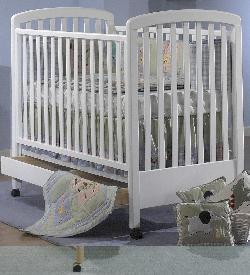 Picture of Recalled Lana Model Number 240 Crib