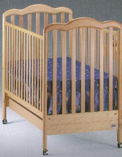 Picture of Recalled Martina Model Number 135 Crib