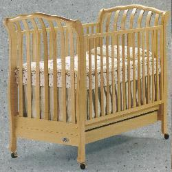 Picture of Recalled Mirabella Model Number 930 Crib
