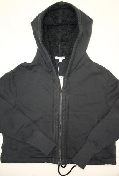 Picture of recalled women's hooded fleece jacket
