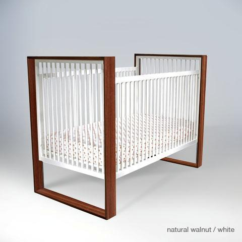Picture of recalled Austin crib