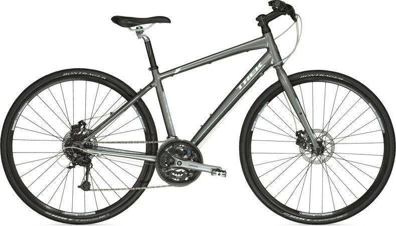 Picture of recalled 7.3 FX Disc bicycle