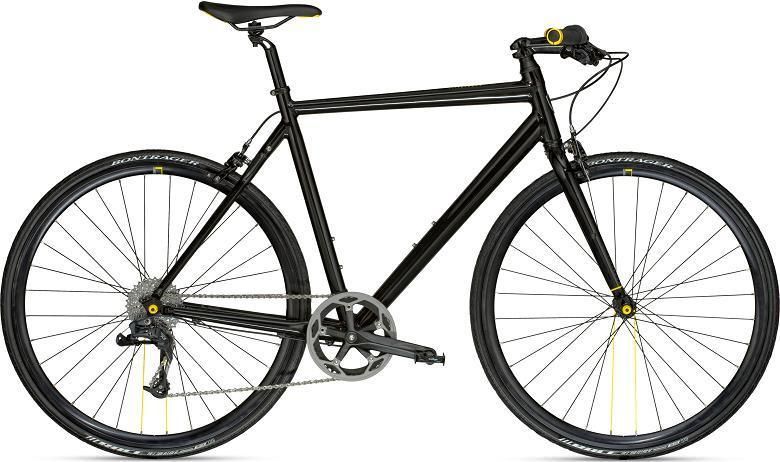 Picture of recalled Livestrong District bicycle
