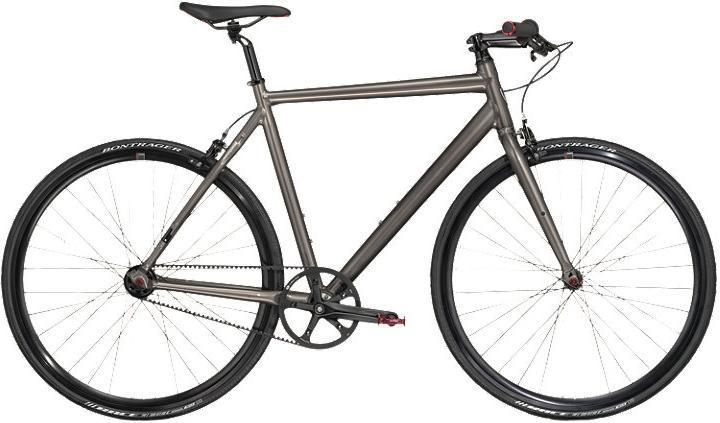 Picture of recalled District bicycle