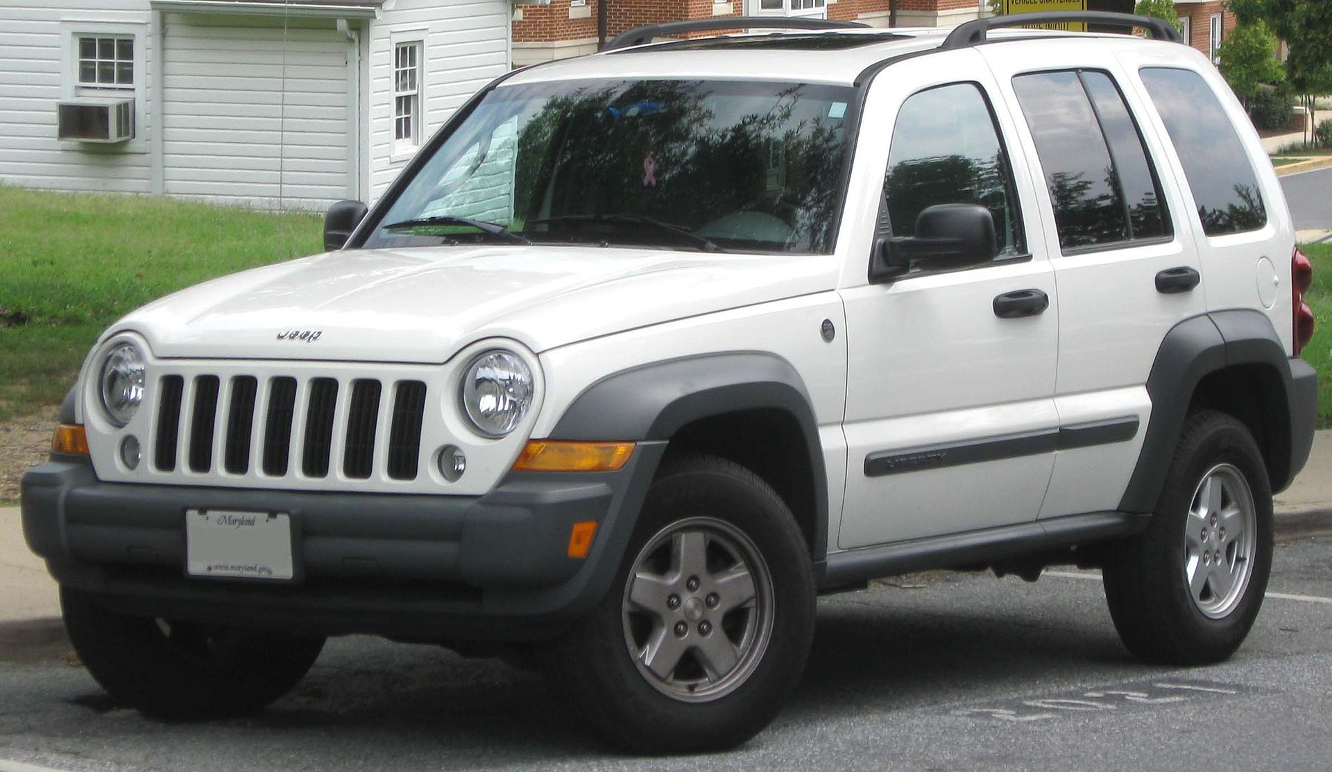 chrysler recalls model year 2004 2007 jeep libertys. Black Bedroom Furniture Sets. Home Design Ideas