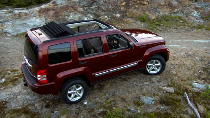 "2008 Jeep Liberty For Sale >> Jeep owners complain about the ""SkySlider"" roof"