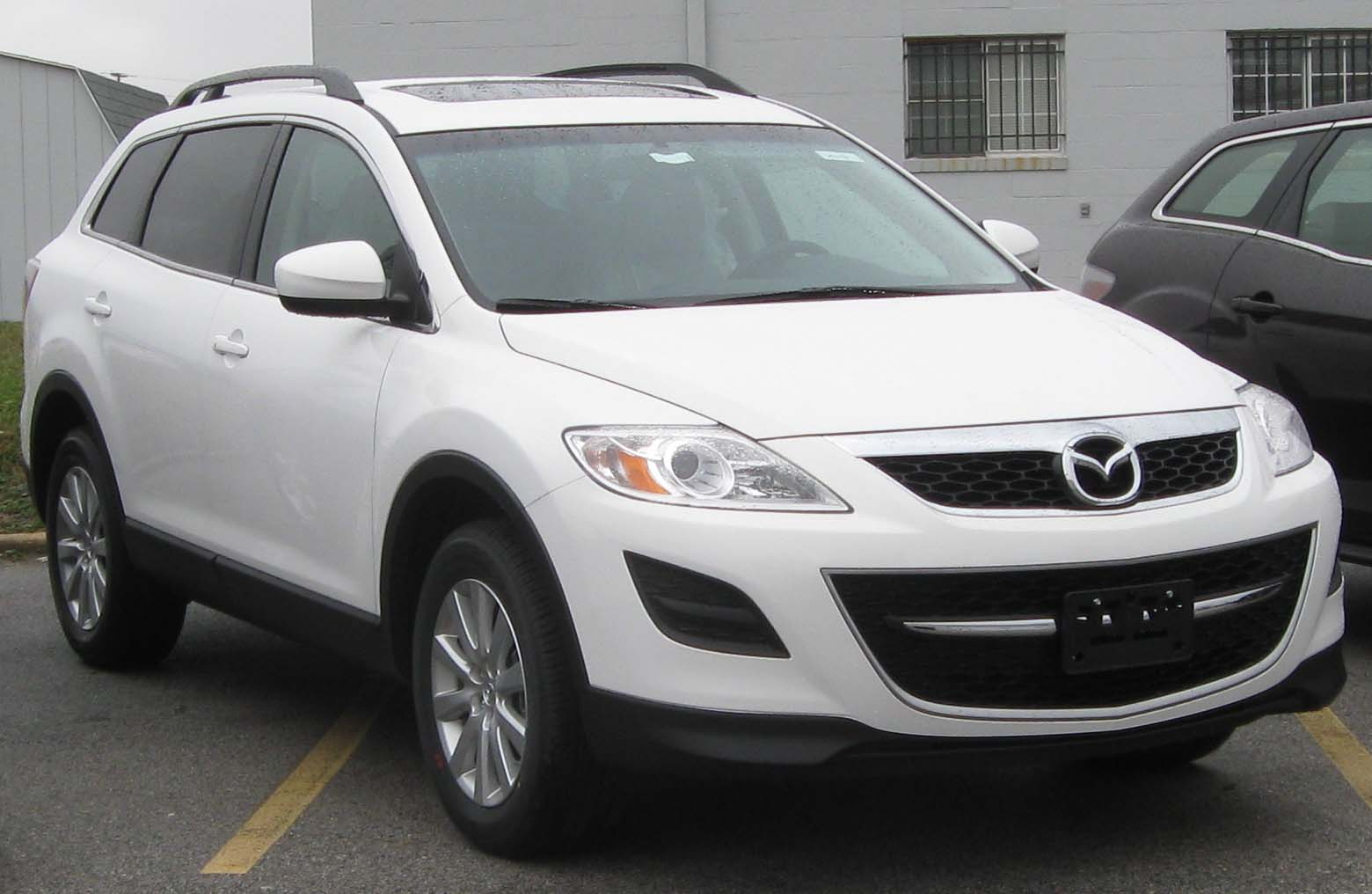 feds probe braking problems in mazda cx 9. Black Bedroom Furniture Sets. Home Design Ideas