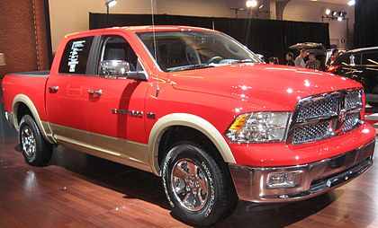 Dodge Dealers In Maryland >> Model year 2009-2012 Dodge Ram 1500 trucks recalled