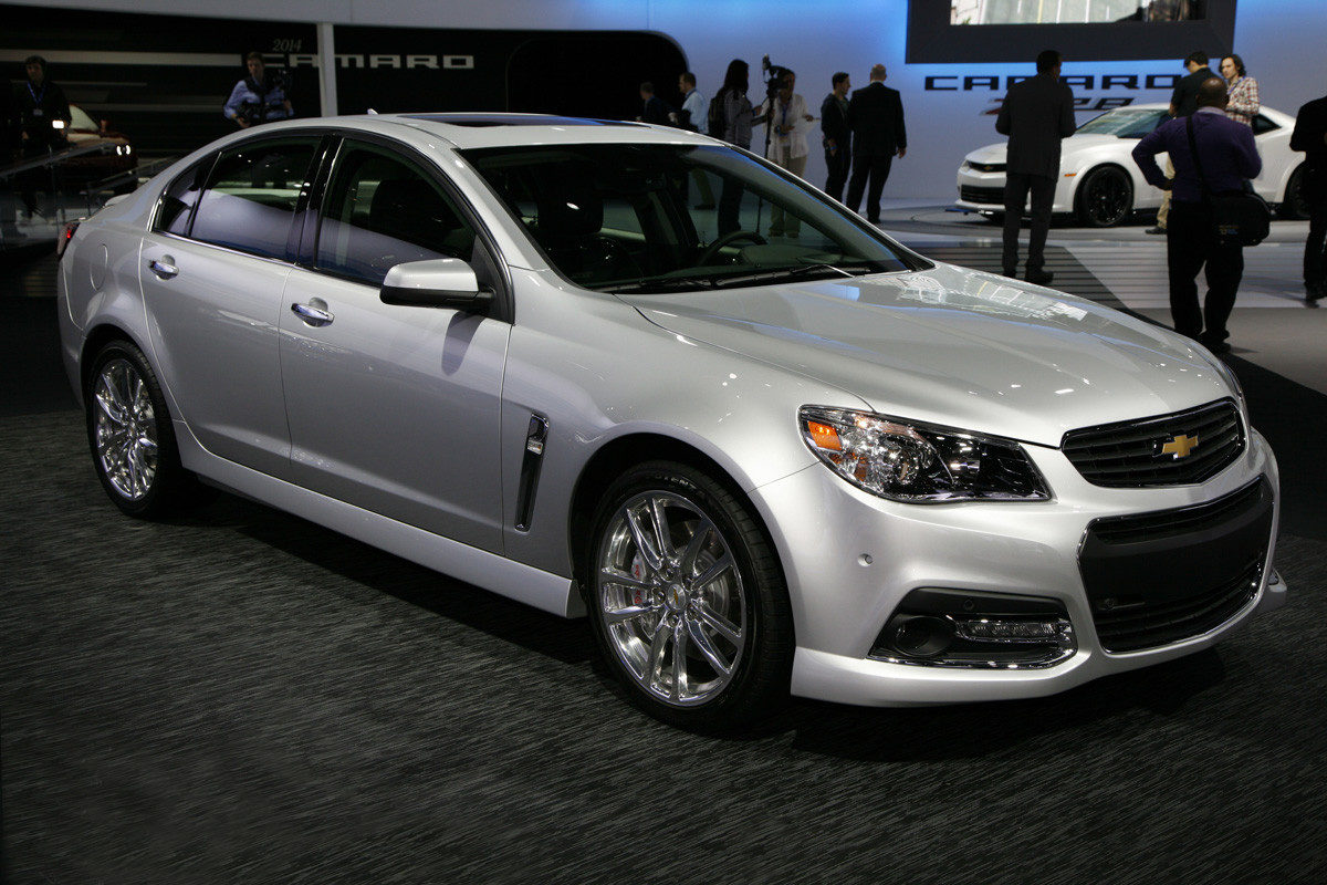 General motors recalls model year 2014 2016 chevrolet ss for General motors car recalls