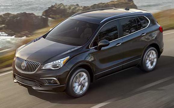 General Motors Recalls Model Year 2016 2017 Buick Envisions