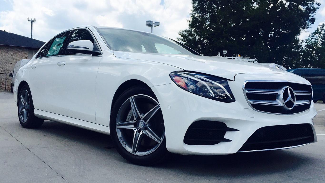 Mercedes benz recalls e300 and e300 4matic vehicles for Mercedes benz e300 4matic