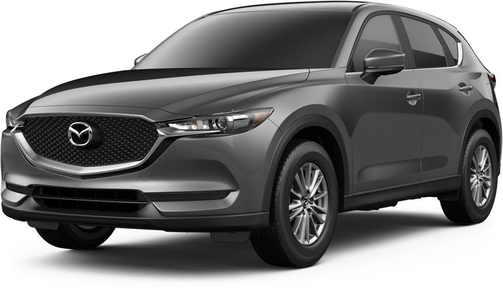 Model Year 2017 Mazda Cx