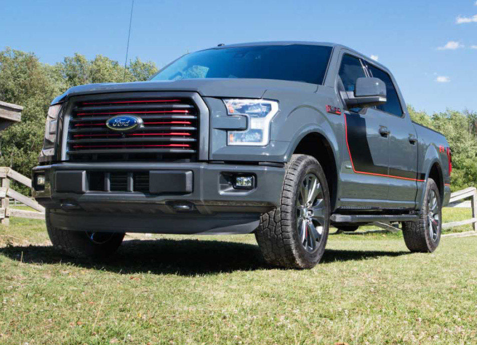 ford recalls model year 2017 ford f 150 f 250 f 350 f 450 and f 550 trucks. Black Bedroom Furniture Sets. Home Design Ideas