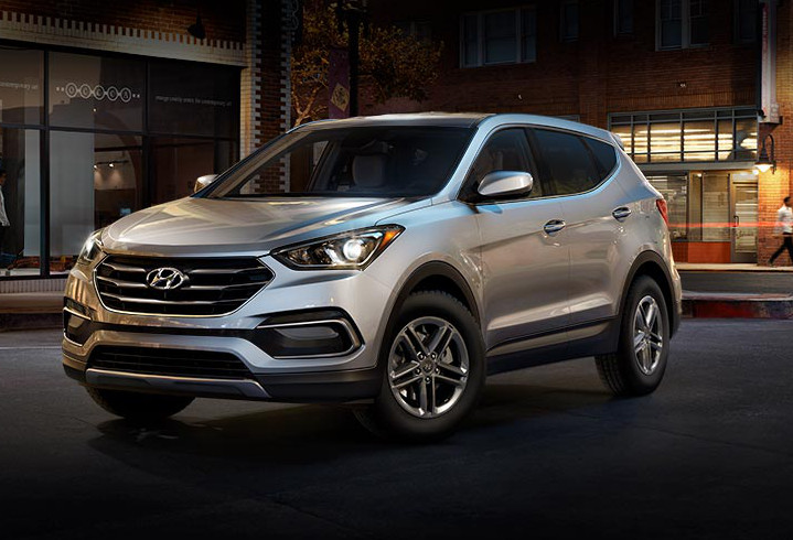 hyundai recalls model year 2018 hyundai santa fe and santa fe sport vehicles. Black Bedroom Furniture Sets. Home Design Ideas