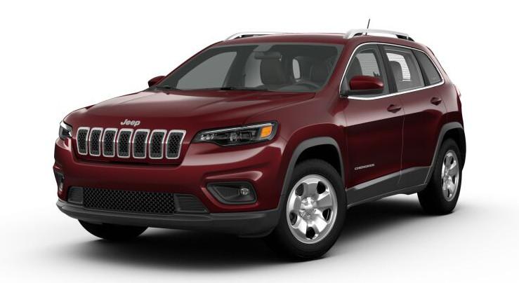 Model year 2019 Jeep Cherokees recalled