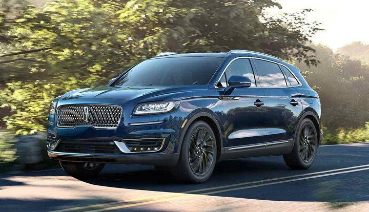 Ford Recalls Model Year 2019 Lincoln Nautilus Vehicles