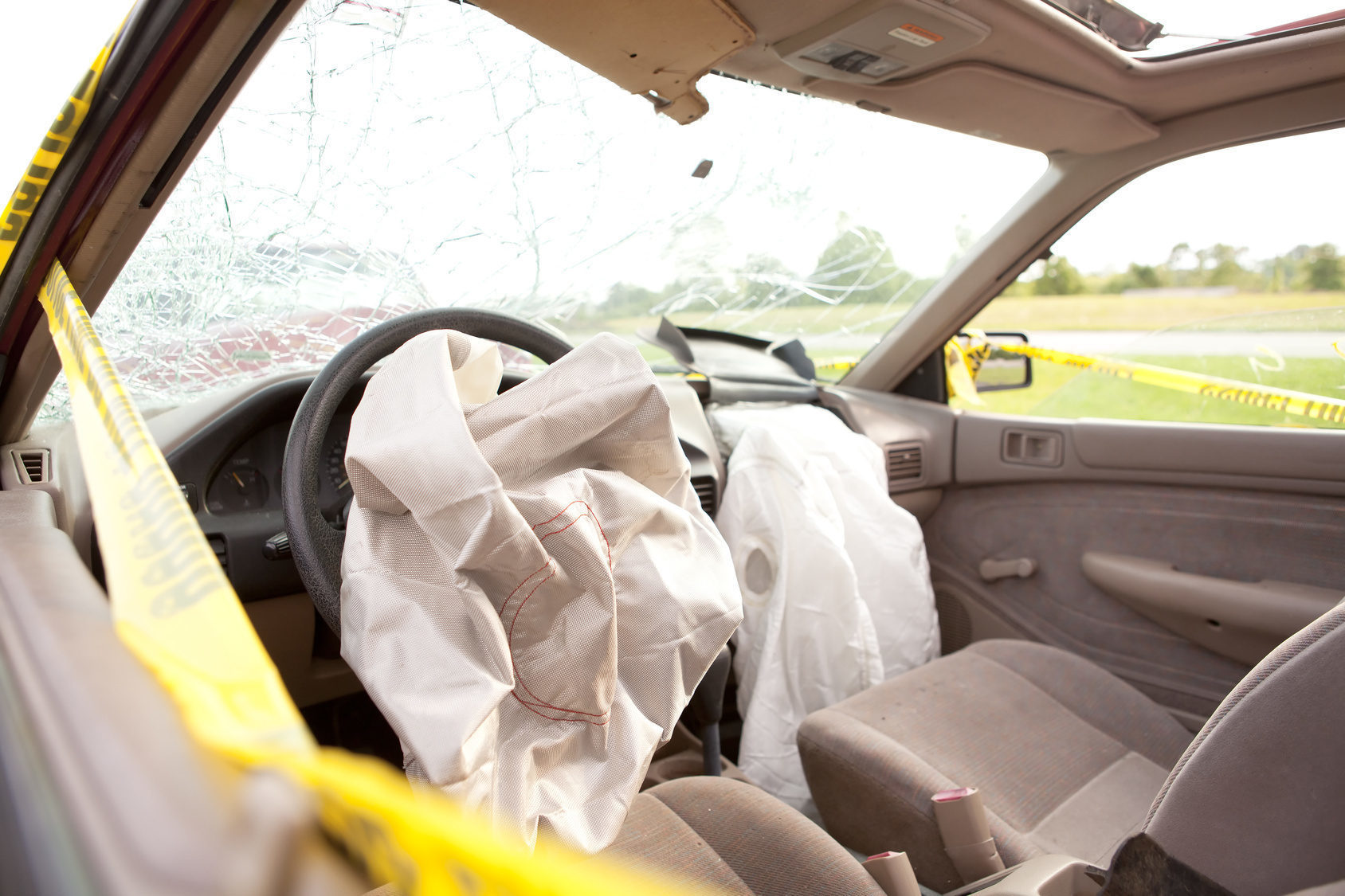 Honda Accord: Additional Information About Your Airbags