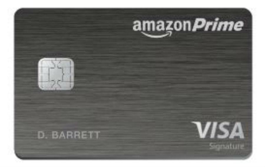 Amazon visa credit card