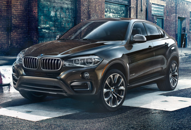 Model Year 2017 Bmw X5 M And Bmw X6 M Vehicles Recalled