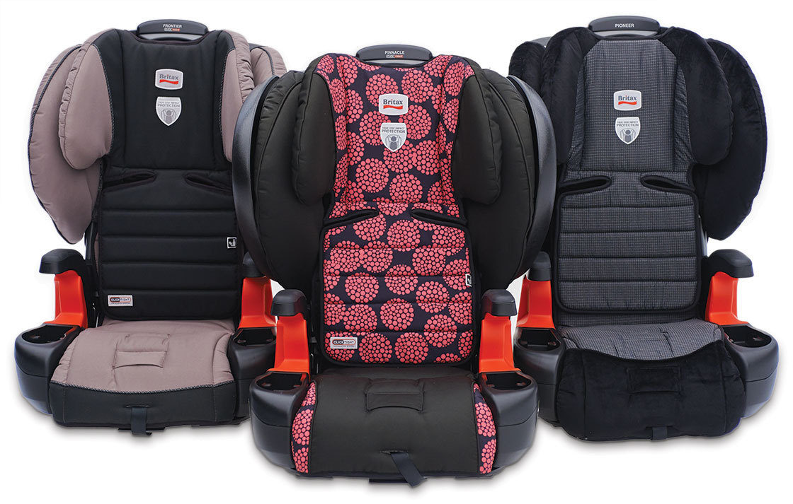 A Record 27 Child Booster Seats Earn Top IIHS Rating For Safety