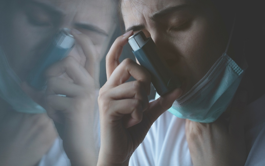 Asthma doesn't increase the risk of dying from COVID-19, study finds - ConsumerAffairs