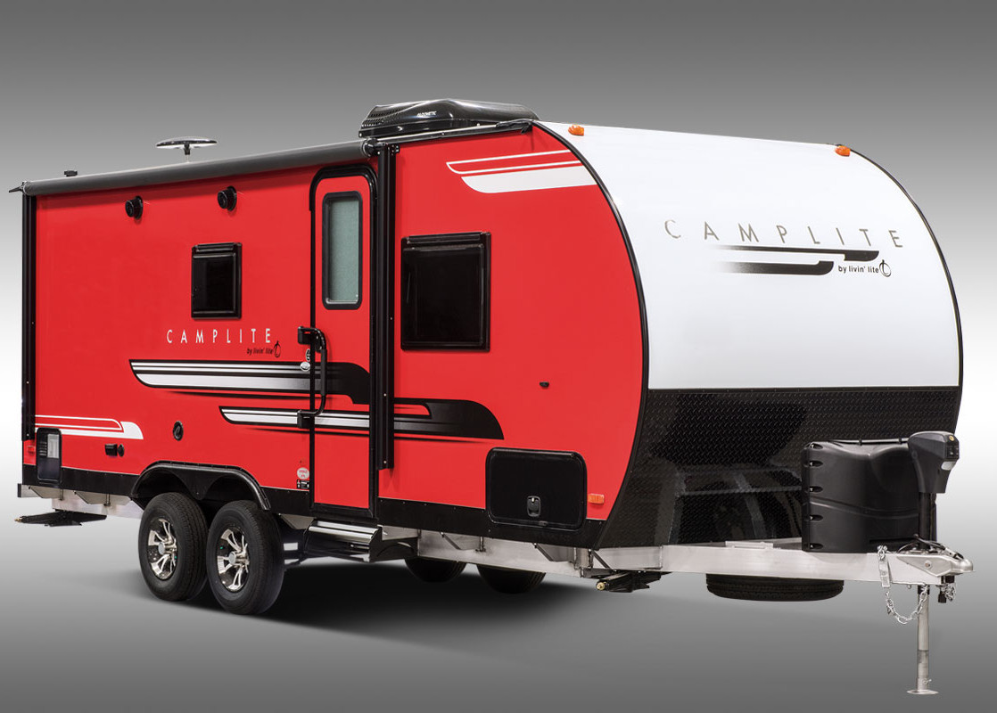 Model year 2017-2019 Livin' Lite CampLite travel trailers