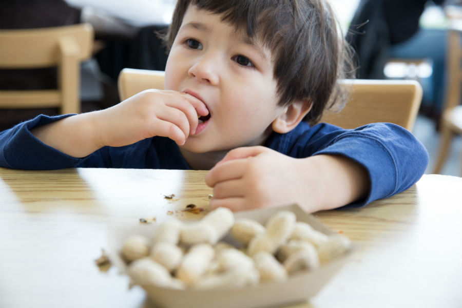 New product claims to reduce peanut allergies in kids