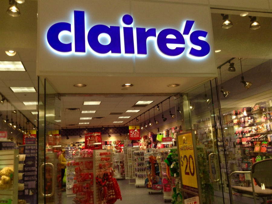 Claire's pulls cosmetics and tests for harmful substances