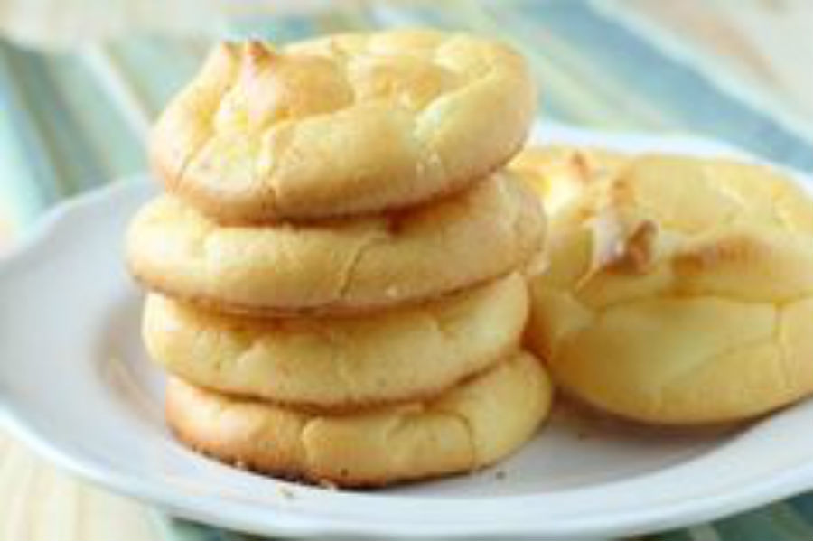 Cloud Bread A Low Carb Bread Alternative That Fits Into