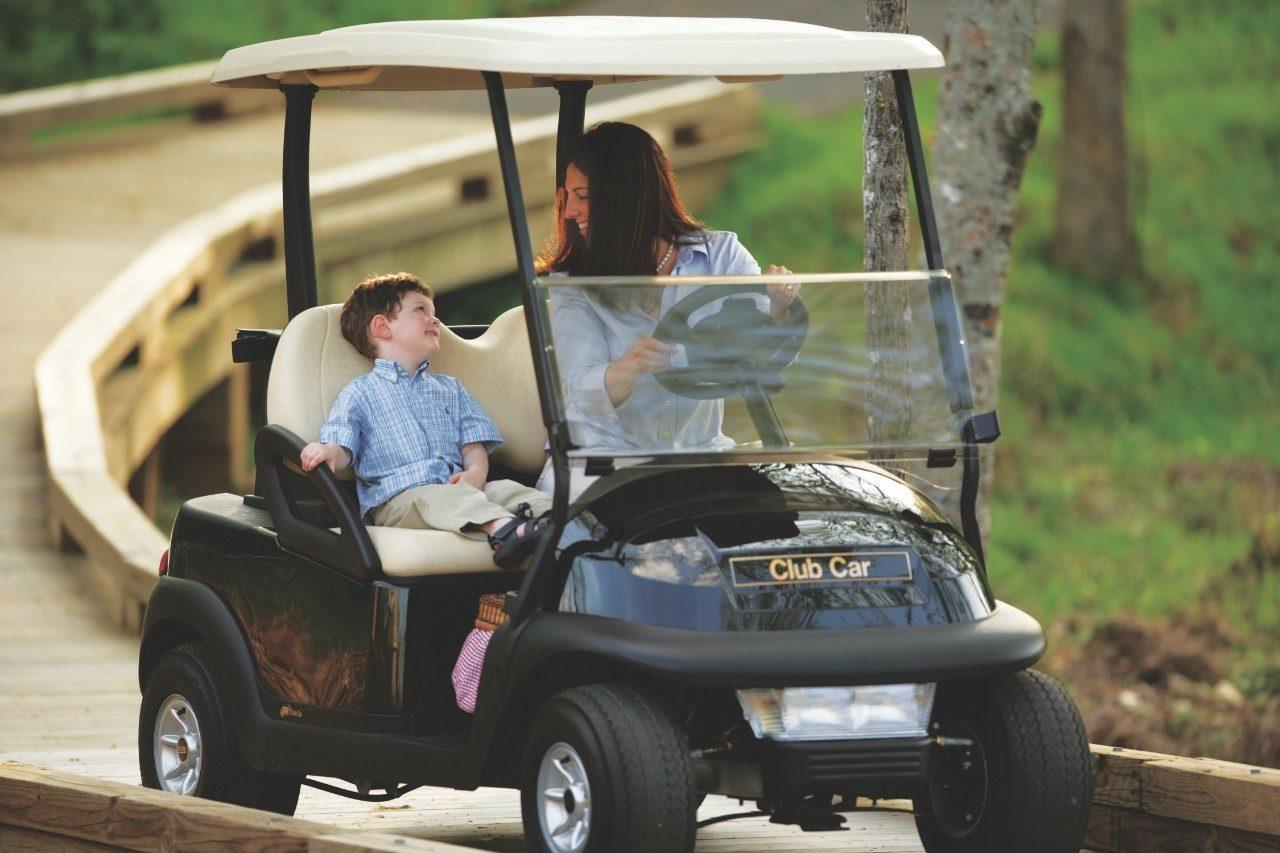 Club Car Golf Carts: Club Car Precedent Golf Carts Recalled
