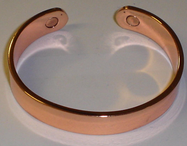 Study debunks copper magnetic arthritis cures for How does magnetic jewelry work