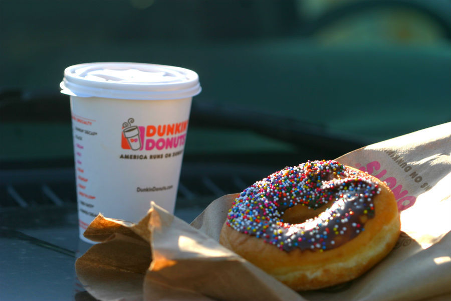 Dunkin Donuts Announces Eco Friendly Switch To Paper Cups
