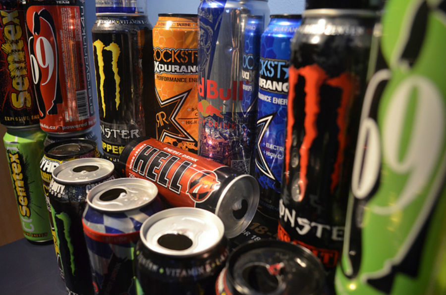Binge Drinking and Energy Drinks   Page 2