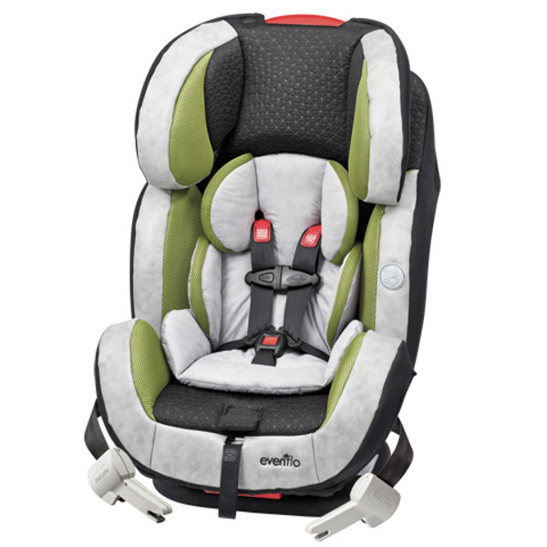 Evenflo car seat hook up