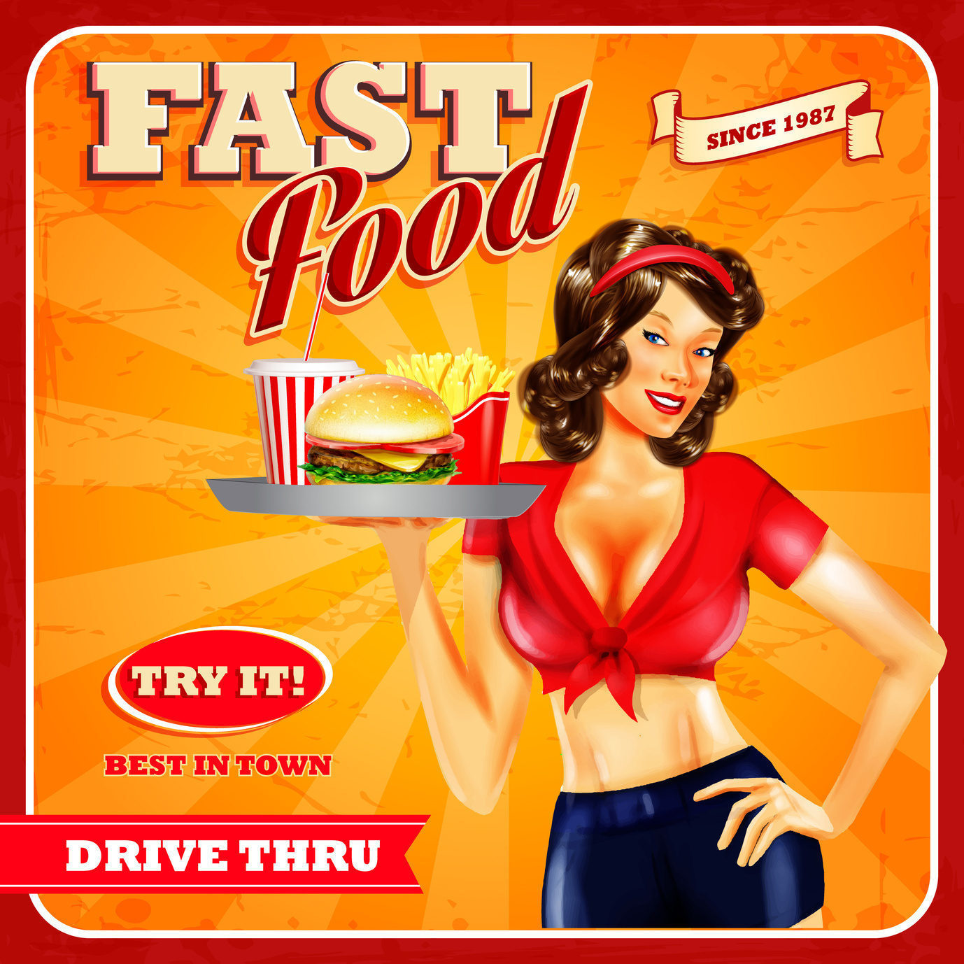 I am writing a persuasive speech on why people shouldn't eat fast food, I need help?