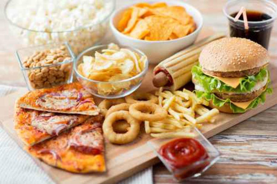 I need help writing an essay on healthy fast food?